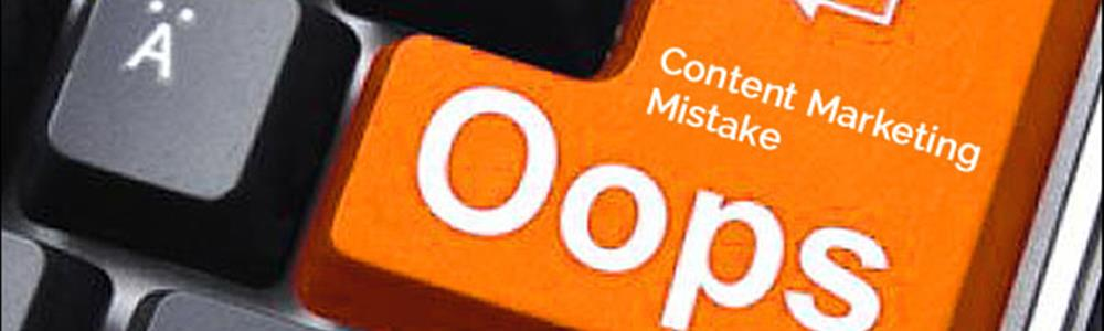 5 Common SEO Mistakes Content Marketers Make