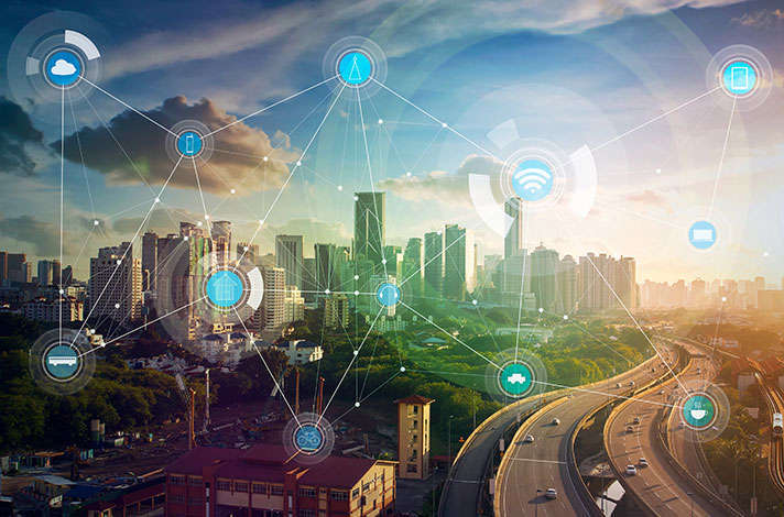 Services internet of things how we work